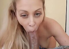 Blonde mom huge tits Cherie Deville in Impregnated By My Stepfriend s son